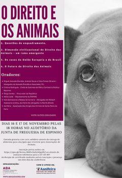 O direito e os Animais